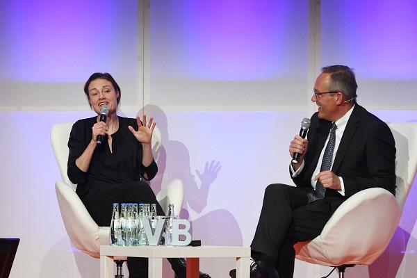 Dr. Peter Hanker und Mark Benecke im VolksbankTalk
