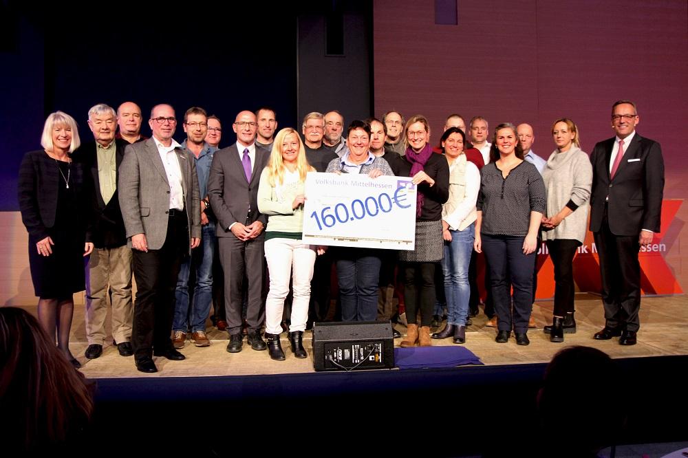 """""""160 Jahre... und alle feiern mit!"""": Spendengala am 27.11.2017"""