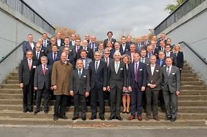Volksbank Mittelhessen besucht Wirtschaftstag 2016