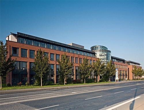 Hauptsitz der Volksbank Mittelhessen seit 1998